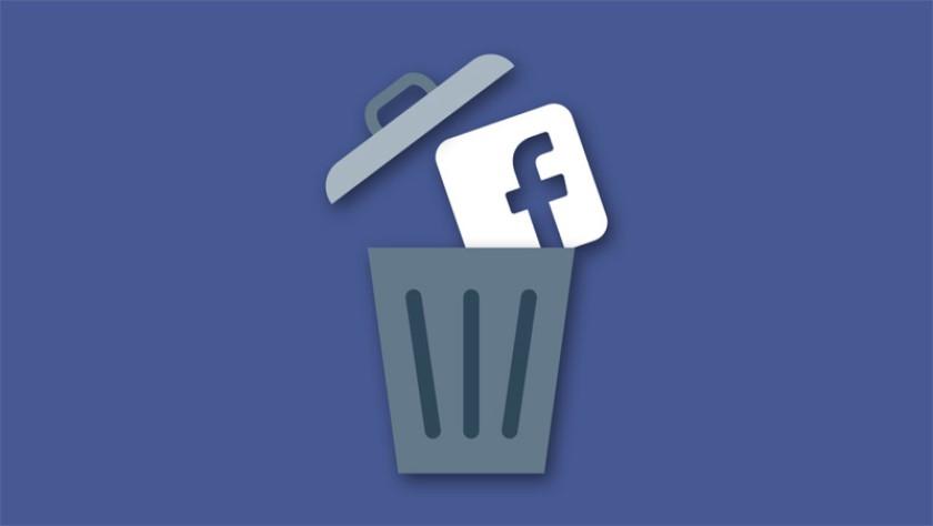 Xoá tài khoản Facebook không cần mật khẩu