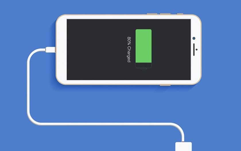 Tại sao pin iPhone chỉ sạc tới 80%?