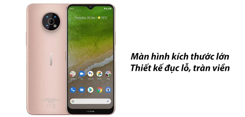 Màn hình của điện thoại